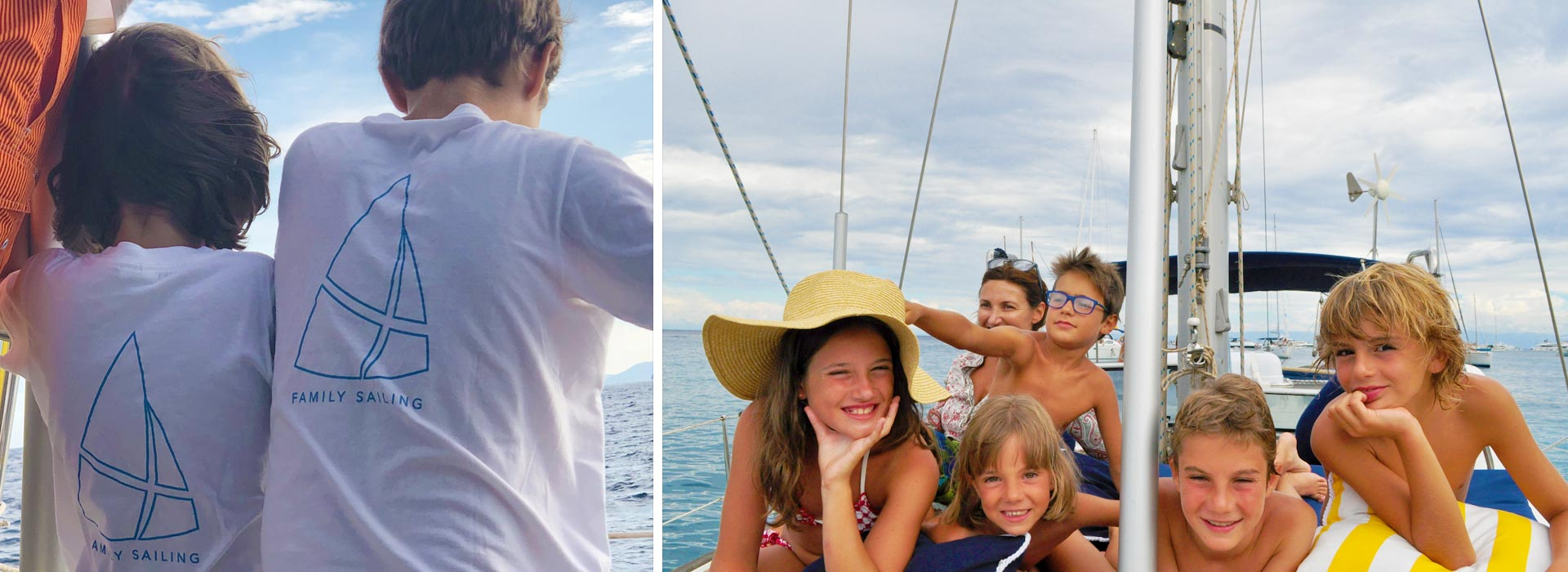 CTS Family Sailing Holidays Greece Day 8